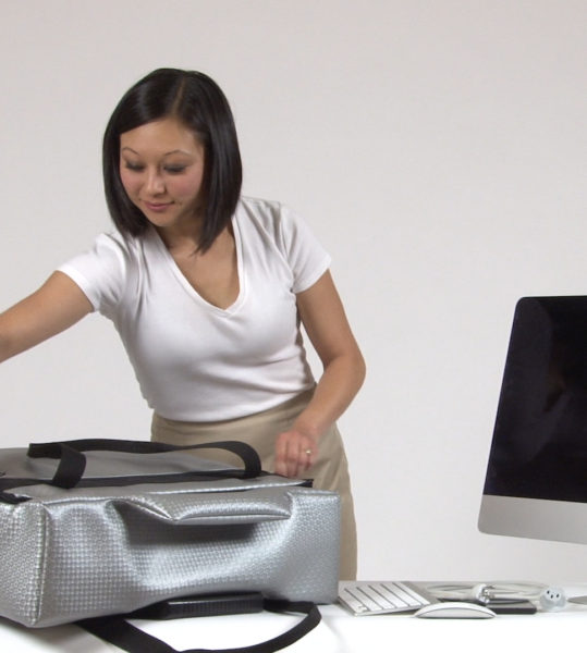 """The iCarrier+ is your iMac transporter on wheels is offered in two sizes designed to hold the 21-1/2"""" or the 27"""" iMac computers. All of these products are made in…"""